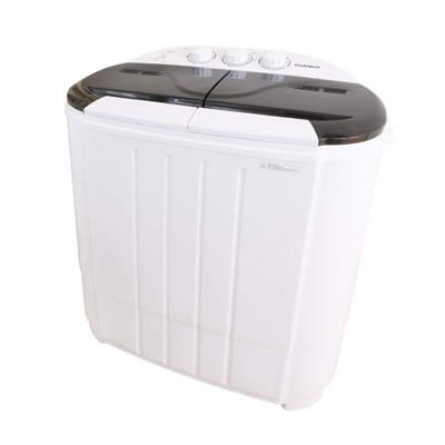 【キャッシュレス5%還元店】【返品OK!条件付】サンコー 小型二槽式洗濯機 別洗いしま専科3 STTWAMN3【KK9N0D18P】【180サイズ】