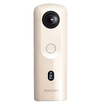 【キャッシュレス5%還元店】【返品OK!条件付】リコー デジタルカメラ THETA SC2 360度カメラ THETA-SC2-BE ベージュ【KK9N0D18P】【60サイズ】