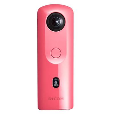 【返品OK!条件付】リコー デジタルカメラ THETA SC2 360度カメラ THETA-SC2-PK ピンク【KK9N0D18P】【60サイズ】