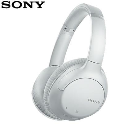 【返品OK!条件付】ソニー ヘッドホン ワイヤレスノイズキャンセリングステレオヘッドセット WH-CH710N-W ホワイト SONY【KK9N0D18P】【100サイズ】