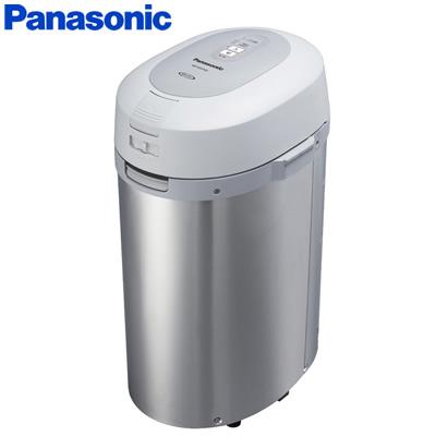 安心の30日以内返品OK 条件付 サービス 返品OK 超定番 パナソニック 家庭用生ごみ処理機 シルバー KK9N0D18P MS-N53XD-S 140サイズ