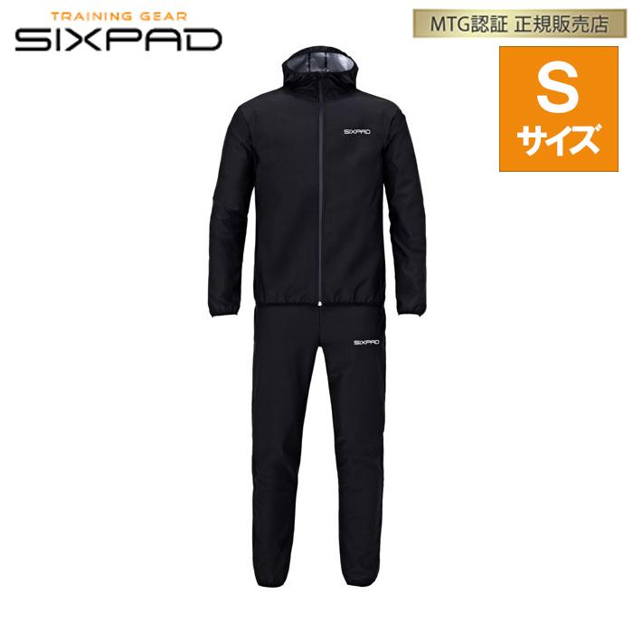 【返品OK!条件付】正規品 MTG シックスパッド サウナスーツ Sサイズ SIXPAD Sauna Suit SS-AW00A【KK9N0D18P】【60サイズ】