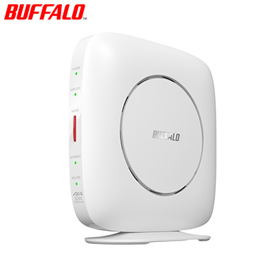 安心の30日以内返品OK 条件付 即納 人気上昇中 返品OK バッファロー Wi-Fi6 11ax対応 Wi-Fiルーター 2401+800Mbps BUFFALO クリアランスsale 期間限定 AirStation WSR-3200AX4S-WH 80サイズ KK9N0D18P ホワイト