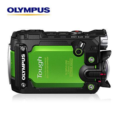 【返品OK!条件付】オリンパス ウェアラブルカメラ STYLUS TG-Tracker タフカメラ グリーン TG-Tracker-GRNヴィヴィッドなカラーとデザインでスポーツファッションにぴったり 【KK9N0D18P】【60サイズ】