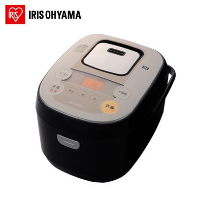 【返品OK!条件付】アイリスオーヤマ IH炊飯ジャー 5.5合 米屋の旨み 銘柄炊き KRC-IB50-B 【KK9N0D18P】【100サイズ】