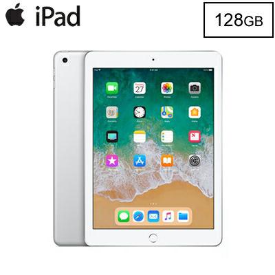 【ポイント最大43倍!~4/16(火)1:59迄※要エントリー】【返品OK!条件付】Apple iPad 9.7インチ Retinaディスプレイ Wi-Fiモデル 128GB MR7K2J/A シルバー MR7K2JA 2018年春モデル【KK9N0D18P】【80サイズ】