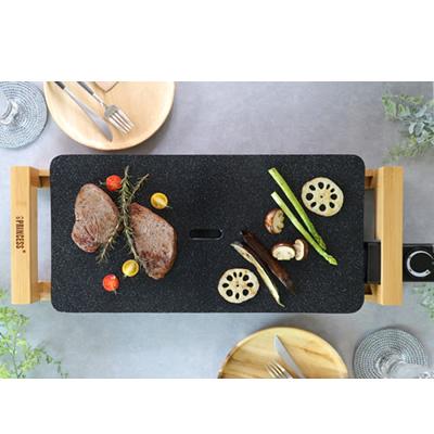 【返品OK!条件付】プリンセス ホットプレート テーブルグリル ストーン ブラック 103031 Table Grill Stone Black【KK9N0D18P】【100サイズ】
