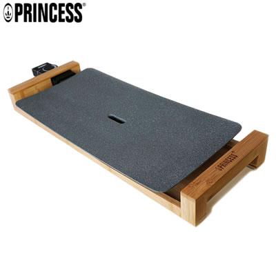 【返品OK!条件付】プリンセス ホットプレート テーブルグリル ストーン グレー 103032 Table Grill Stone Gray【KK9N0D18P】【100サイズ】