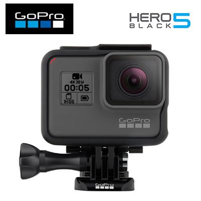 【返品OK!条件付】GoPro HERO5 BLACK アクションカメラ GPS機能 タッチディスプレイ 4K画質 ウェアラブルカメラ アクションカム 手ぶれ補正 CHDHX-502 【KK9N0D18P】【80サイズ】