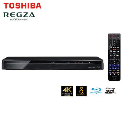 【返品OK!条件付】東芝 レグザ ブルーレイディスクレコーダー 時短 2TB HDD内蔵 2番組同時録画 4K対応 DBR-W2008【KK9N0D18P】【120サイズ】
