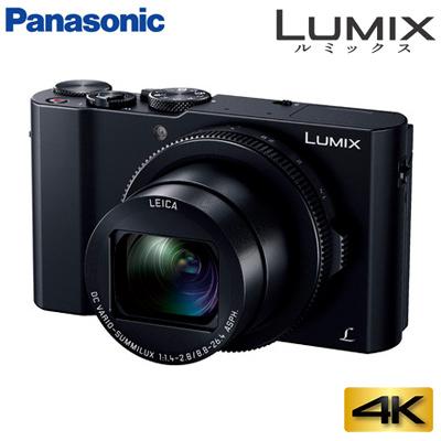 【返品OK!条件付】パナソニック デジタルカメラ コンパクトカメラ LUMIX ルミックス DMC-LX9 ブラック 【KK9N0D18P】【100サイズ】