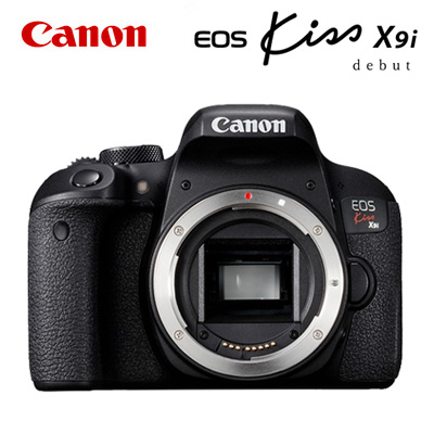 【キャッシュレス5%還元店】【返品OK!条件付】CANON デジタル一眼レフカメラ EOS Kiss X9i ボディー 1893C001 EOSKISSX9I 【KK9N0D18P】【100サイズ】