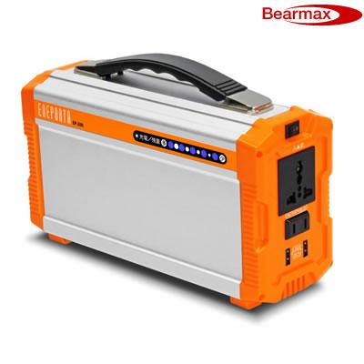 【返品OK!条件付】Bearmax ベアーマックス ポータブル蓄電池 エネポルタ EP-200 クマザキエイム【KK9N0D18P】【80サイズ】
