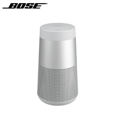 【キャッシュレス5%還元店】【返品OK!条件付】Bose ワイヤレス スピーカー SoundLink Revolve Bluetooth speaker 360°サウンド 防滴 SoundLinkRevolveGRY ラックスグレー 【KK9N0D18P】【60サイズ】