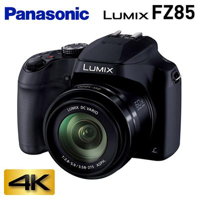 【返品OK!条件付】パナソニック デジタルカメラ コンパクトカメラ LUMIX ルミックス デジカメ コンデジ 広角 超望遠ズームカメラ 4K PHOTO DC-FZ85-K 【KK9N0D18P】【80サイズ】