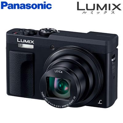 【返品OK!条件付】パナソニック コンパクトデジタルカメラ ルミックス TZ90 ブラック DC-TZ90-K 光学30倍ズーム LUMIX 【KK9N0D18P】【80サイズ】