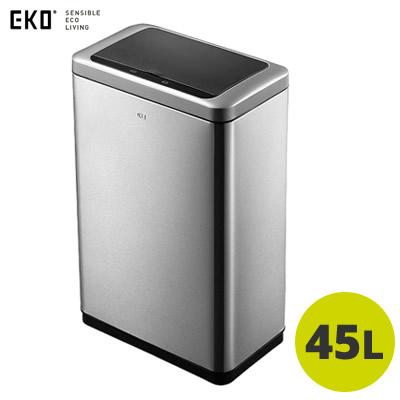 【返品OK!条件付】EKO ごみ箱 ブラヴィアセンサービン 45L EK9233MT-45L イーケーオー 【KK9N0D18P】【160サイズ】