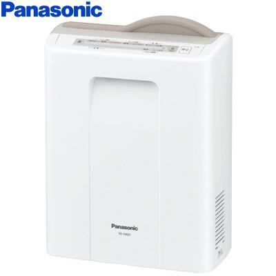 【返品OK!条件付】パナソニック ふとん乾燥機 マットなしタイプ ふとん暖め乾燥機 FD-F06S1-T ブラウン 【KK9N0D18P】【120サイズ】