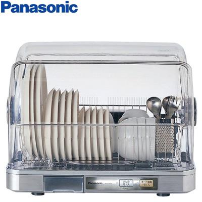 【キャッシュレス5%還元店】【返品OK!条件付】パナソニック 食器乾燥器 6人分収納タイプ ステンレス FD-S35T4-X 【KK9N0D18P】【120サイズ】