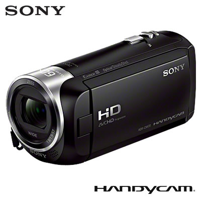 【返品OK!条件付】ソニー ビデオカメラ ハンディカム 32GB HDR-CX470-B ブラック 【KK9N0D18P】【80サイズ】