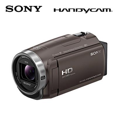 【即納】【キャッシュレス5%還元店】【返品OK!条件付】SONY デジタルHDビデオカメラレコーダー ハンディカム 64GB HDR-CX680-TI ブロンズブラウン 【KK9N0D18P】【80サイズ】