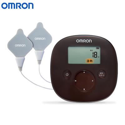 【返品OK!条件付】オムロン 温熱低周波治療器 HV-F320-BW ブラウン 【KK9N0D18P】【80サイズ】