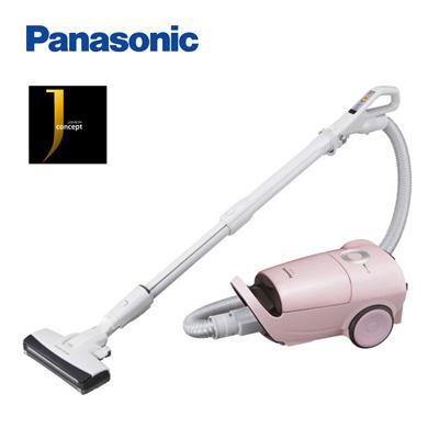 【返品OK!条件付】パナソニック 紙パック式クリーナー キャニスター型掃除機 Jコンセプト MC-JP520G-P ピンク 【KK9N0D18P】【120サイズ】