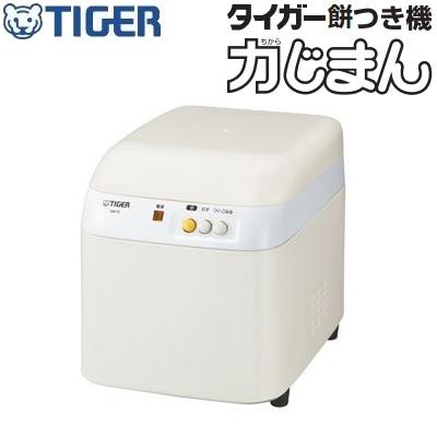 【返品OK!条件付】タイガー 餅つき機 1升用 力じまん SMJ-B180-WL ミルキーホワイト 【KK9N0D18P】【100サイズ】