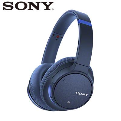 【キャッシュレス5%還元店】【返品OK!条件付】ソニー ワイヤレスノイズキャンセリングヘッドホン WH-CH700N-L ブルー SONY ステレオヘッドセット 【KK9N0D18P】【80サイズ】