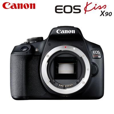 【キャッシュレス5%還元店】【返品OK!条件付】Canon キヤノン デジタル一眼レフカメラ EOS Kiss X90 ボディー EOSKissX90-BODY【KK9N0D18P】【80サイズ】