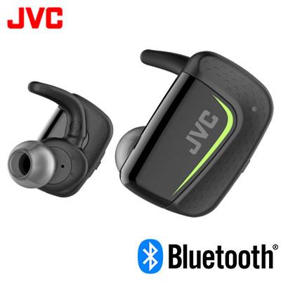 【返品OK!条件付】JVC イヤホン ワイヤレスステレオヘッドセット HA-ET900BT-B ブラック【KK9N0D18P】【60サイズ】