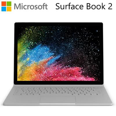 【返品OK!条件付】マイクロソフト 13.5インチ ノートパソコン Surface Book 2 HMW-00034 シルバー サーフェス ブック 2【KK9N0D18P】【100サイズ】