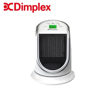 【返品OK!条件付】ディンプレックス セラミックファンヒーター M1JGTS-w ホワイト 4色液晶表示 Dimplex【KK9N0D18P】【100サイズ】