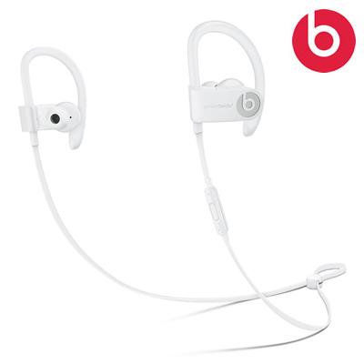 【返品OK!条件付】beats by dr.dre ワイヤレス イヤホン Powerbeats3 wireless 密閉型 Bluetooth対応 ML8W2PAA ホワイト ML8W2PA/A【KK9N0D18P】【60サイズ】