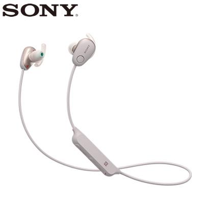【返品OK!条件付】ソニー ワイヤレスイヤホン ノイズキャンセリング ステレオヘッドセット WI-SP600N-P ピンク【KK9N0D18P】【60サイズ】