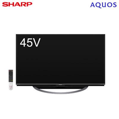 【返品OK!条件付】シャープ 45V型 液晶テレビ 4K対応 アクオス AJ1ライン 4T-C45AJ1【KK9N0D18P】【220サイズ】