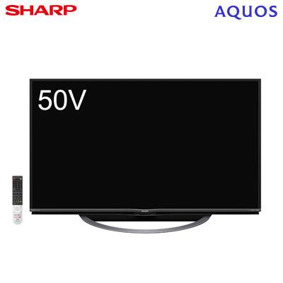【返品OK!条件付】シャープ 50V型 液晶テレビ 4K対応 アクオス AJ1ライン 4T-C50AJ1【KK9N0D18P】【240サイズ】