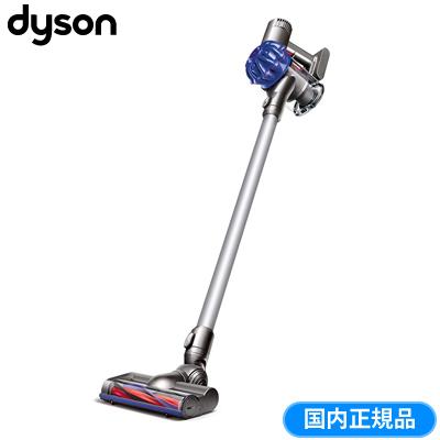 【即納】【返品OK!条件付】ダイソン 掃除機 V6 スリム サイクロン式 コードレスクリーナー DC62SPL 国内正規品【KK9N0D18P】【120サイズ】