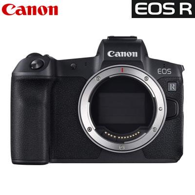 【返品OK!条件付】キヤノン EOS R フルサイズミラーレス一眼 ボディー デジタル一眼カメラ EOSR【KK9N0D18P】【100サイズ】