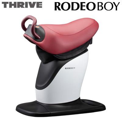 【返品OK!条件付】スライヴ ロデオボーイ 乗馬型フィットネス機器 乗馬マシン THRIVE FD-017 大東電機【KK9N0D18P】【180サイズ】