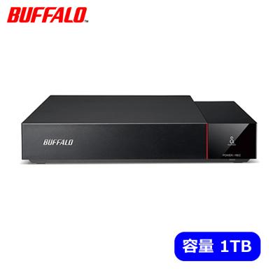 【ポイント最大44倍!~7/26(金)1:59迄※要エントリー】【返品OK!条件付】バッファロー 1TB 外付けHDD USB3.0対応ハードディスク SeeQVault対応 HDV-SQ1.0U3/VC HDV-SQ10U3-VC【KK9N0D18P】【80サイズ】