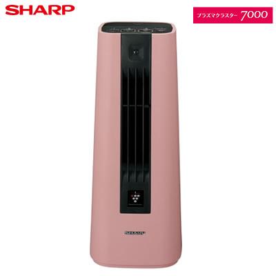 【返品OK!条件付】シャープ セラミックファンヒーター HX-HS1-P ピンク系/ベリーピンク【KK9N0D18P】【100サイズ】