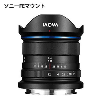 【キャッシュレス5%還元店】【返品OK!条件付】LAOWA 9mm F2.8 ZERO-D ソニーFE Anhui ChangGeng Optical Technology (Venus Optics) LAO0029【KK9N0D18P】【60サイズ】