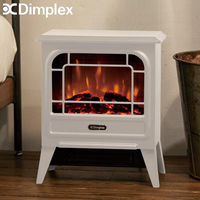 【返品OK!条件付】ディンプレックス 電気暖炉 オプティフレーム シリーズ マイクロストーブ MCS12WJ ホワイト Micro Stove Dimplex【KK9N0D18P】【100サイズ】