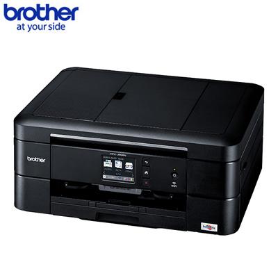 【返品OK!条件付】ブラザー A4 カラー インクジェットプリンター 複合機 MFC-J898N【KK9N0D18P】【160サイズ】