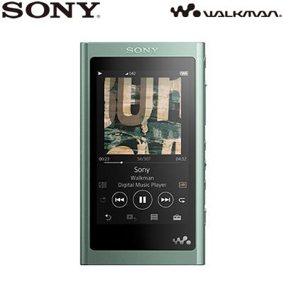 【返品OK!条件付】ソニー ウォークマン Aシリーズ NW-A50シリーズ 16GB NW-A55-G ホライズングリーン 本体のみ 2018年モデル SONY WALKMAN【KK9N0D18P】【60サイズ】
