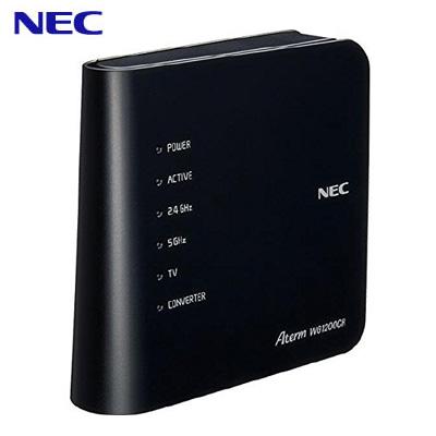 <title>安心の30日以内返品OK 条件付 返品OK NEC 11ac対応 867Mbps + 300Mbps 無線LANルーター 送料無料/新品 Wi-Fiルーター Aterm WG1200CR PA-WG1200CR KK9N0D18P 60サイズ</title>