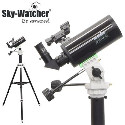 【返品OK!条件付】スカイウォッチャー 天体望遠鏡 微動付き経緯台式 AZ-PRONT+MC90セット SET043【KK9N0D18P】【240サイズ】