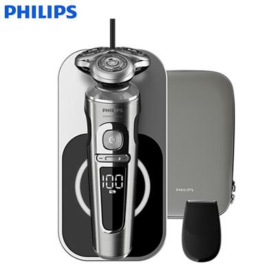 【返品OK!条件付】フィリップス メンズシェーバー ウェット&ドライ電気シェーバー S9000 プレステージ SP9861-13【KK9N0D18P】【80サイズ】