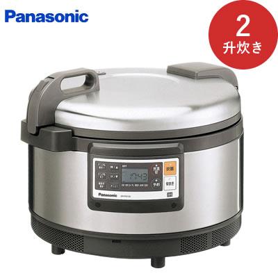 【返品OK!条件付】パナソニック 3.6L 5合~2升 業務用 炊飯器 SR-PGC36 単相200V【KK9N0D18P】【140サイズ】